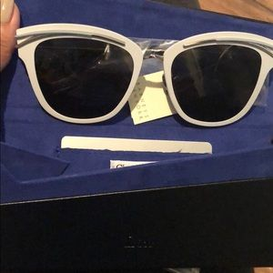 BNWT Dior Cat Eyed Sunglasses